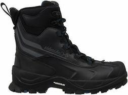 Columbia Men's Bugaboot Plus IV Omni-Heat Mid Calf Boot, Bla