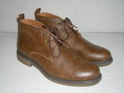 Izod Cally Chukka Boot Men's Size 8.5 M--Brown
