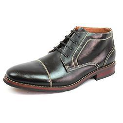 New Men's Cap Toe Ferro Aldo Dress Boots Lace up Modern 8060