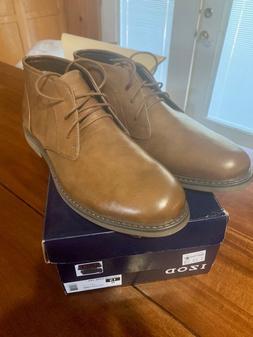 IZOD Caravan Chukka Boots - Men's Size 13M, Brown