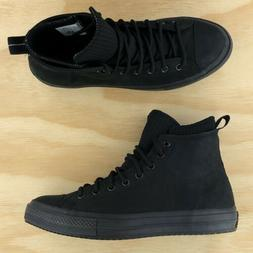 Converse Chuck Taylor All Star Hi Top WP Waterproof Black Sn