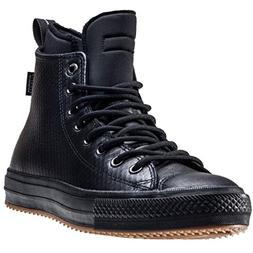 Men's Chuck Taylor All Star II Hi Leather Thinsulate Black Boot