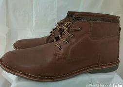 Steve Madden Chukka Boots 11M Mens Brown Lace Up Shoes