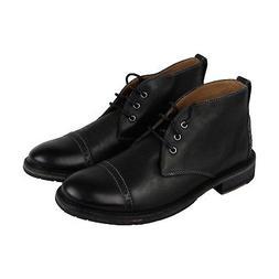 Clarks Clarkdale Jean Mens Black Leather Casual Dress Lace U