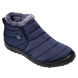 Londony ♥‿♥ Clearance 2018,Snow Boots for Mens Warm Fu
