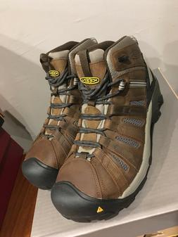 Cody Keen Utility work safety steel toe boot hiker shoe 1021