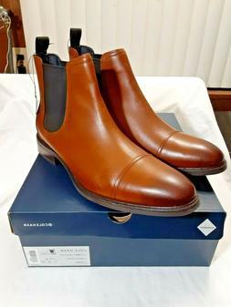 Cole Haan Conway Chelsea Waterproof Boots British Tan C31368
