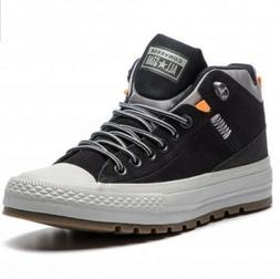 Converse Ctas Street Boot Hi Men's Athletic Black Size 9