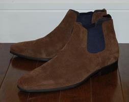 Steve Madden Delivurr Suede Slip On Chelsea Boots Men's Size
