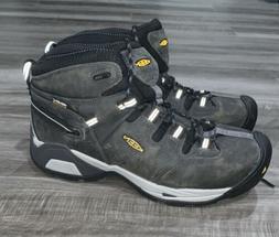 Keen Detroit XT Waterproof Steel Toe Boot Magnet/Paloma Men'