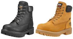 "Timberland Pro Direct Attach 6"" Soft Toe Work Boot Waterproo"