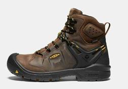 Keen Dover Men's Carbon Toe Waterproof Oil/Slip Resistant Wo