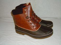 Globalwin Duck Boots SYNTHETIC FUR LINING Men's Size 9 DARK