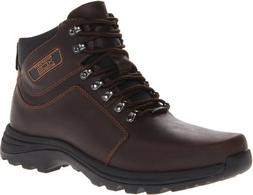 Rockport Men's Elkhart Snow Boot,Chocolate,7 M US