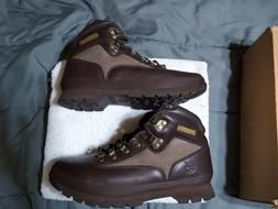 Timberland Euro Hiker Leather Boot - Brown Smooth size 11M