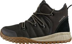 Columbia Men's Fairbanks 503 Fashion Boot Black, mud 12 Regu