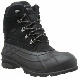 Kamik Men's Fargo Snow Boot,Black,12 M US