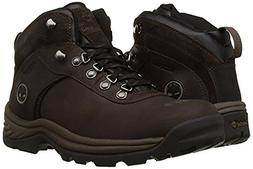 Timberland Men's Flume Waterproof Boot  US, Dark/Brown)