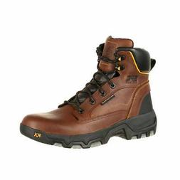 Georgia Boots FlxPoint 6in Composite  - Brown - Mens