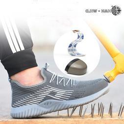 <font><b>Men</b></font> Safety Steel Toe Shoes <font><b>Mens
