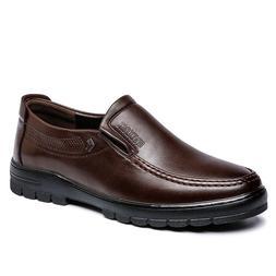 <font><b>Men's</b></font> Leather Shoes High Quality All Mat