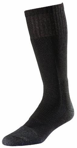 Fox River Military Wick Dry Maximum Mid Calf Boot Sock Black