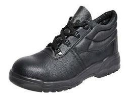 Portwest FW10 Black Steel Toe Steelite Protector Leather Wor