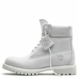 """Timberland """"Ghost White"""" RARE Limited Release 6"""" Premium Wat"""