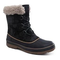 Globalwin Men's Waterproof Winter Boots 1723black 13 M US