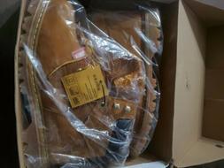 Globalwin Steel Toe Work Boots size 9