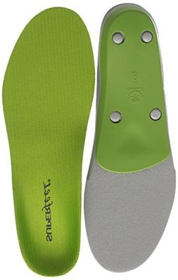 Superfeet GREEN Full Length Insole, Green, x-Large F: 12.5+