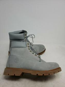 Timberland Grey 6 Inch Boots Size 10 A1UVY V161