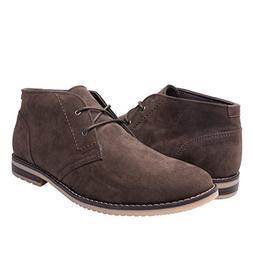 GW Mens16286 Chukka Boots , Olive, 8.5 D US