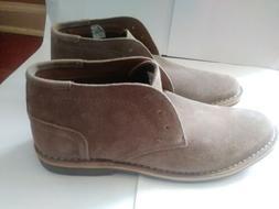 Steve Madden Hacksaw Men's Shoes Desert Tan Taupe Leather Bo