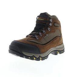 Hi-Tec Skamania 7198 Mens Brown Wide Suede Lace Up Hiking Bo