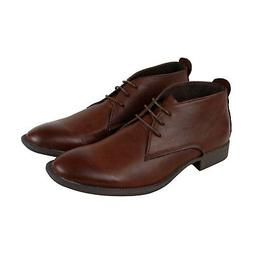 Unlisted by Kenneth Cole House Arrest UM16564SY Mens Brown C