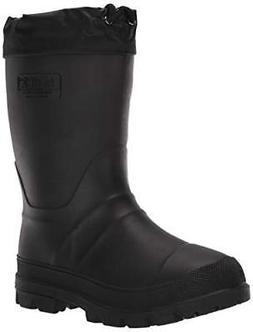 Kamik Men's Hunter-M Snow Boot Black 11 M US