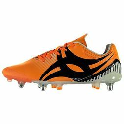 Gilbert Ignite Fly Rugby Union Boots Mens Orange Trainers Fo