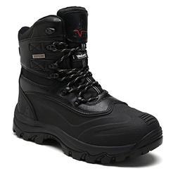 arctiv8 Men's 2160443 Black Insulated Waterproof Constructio