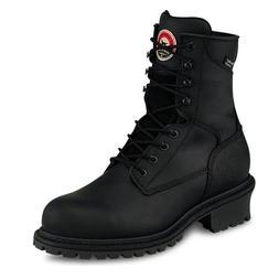 """Red Wing Irish Setter Men's Mesabi 8"""" Steel Toe Waterproof W"""