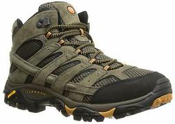 Merrell J06045: Men's Moab 2 Vent Mid Walnut Hiking Boot