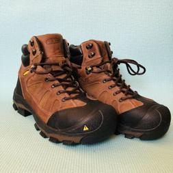 Keen Mens 11D Waterproof Work Safety Boots Estacada Steel To