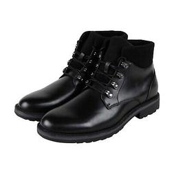kenneth cole unlisted bainx boot mens black