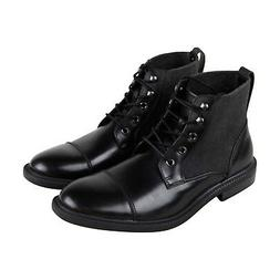 Kenneth Cole Unlisted Roll Boot B Mens Black Casual Dress Bo