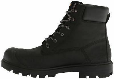 Keen Wide Baltimore Black Waterproof Toe Boots