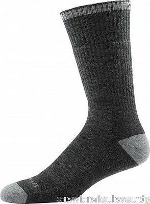 Darn Tough 2001 GRAVEL Merino Wool Mens WORK Boot Hiker sock