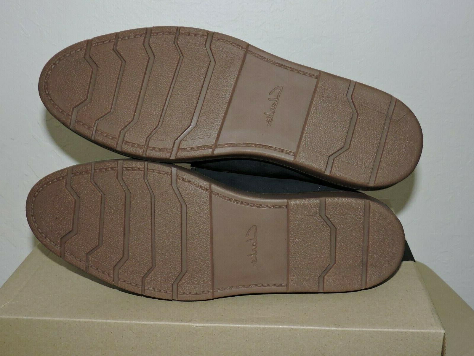 Clarks 26136447 Grandin Boots Size