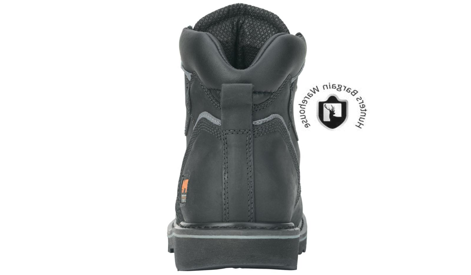 Timberland 33031,33032,33034 Pit Toe Boots
