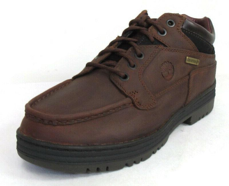 37042 men s brown gore tex waterproof