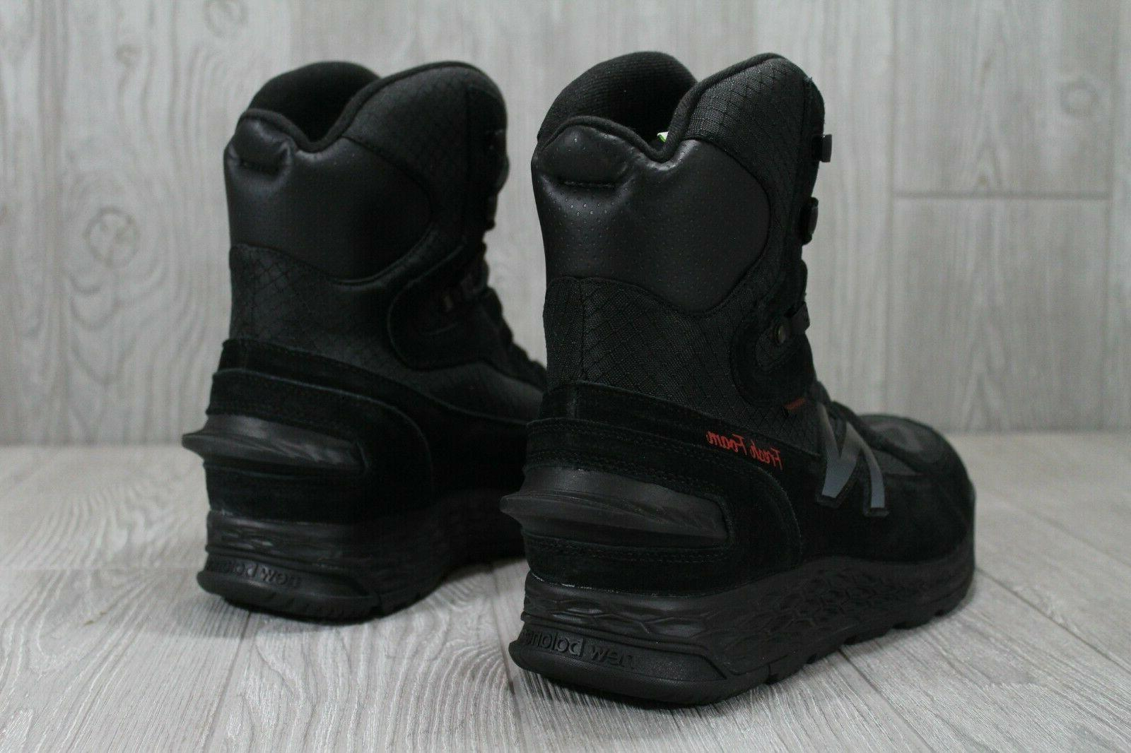 38 New Fresh Foam Boots Men's Size 9.5 BM1000BK